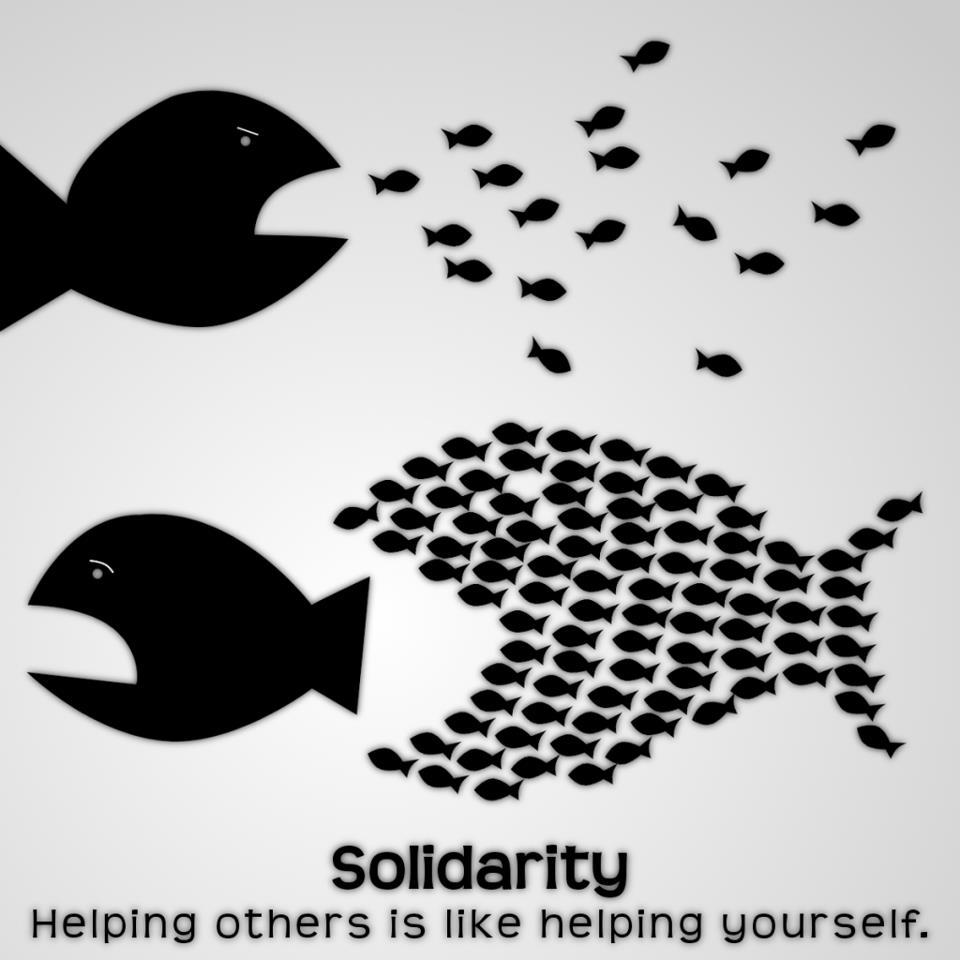 Padėdami kitiems - padedat sau
