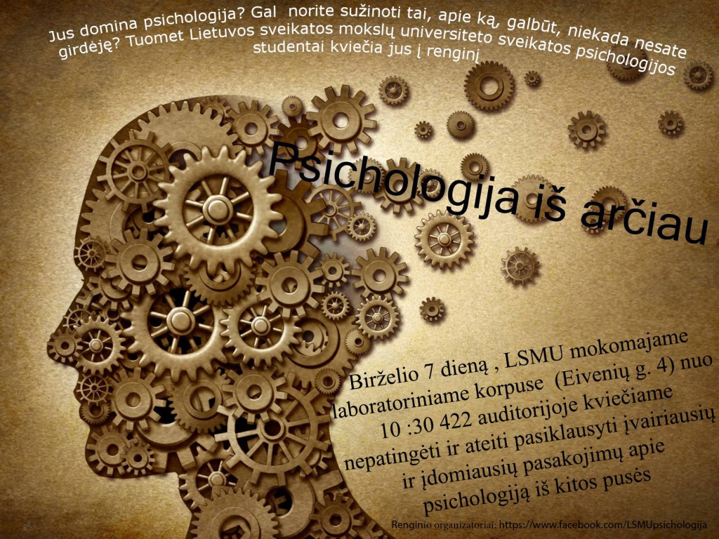 psichologija is arciau