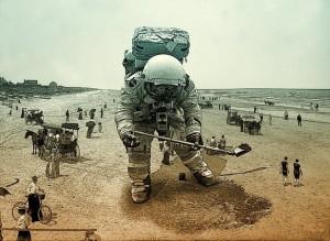 kosmonautas