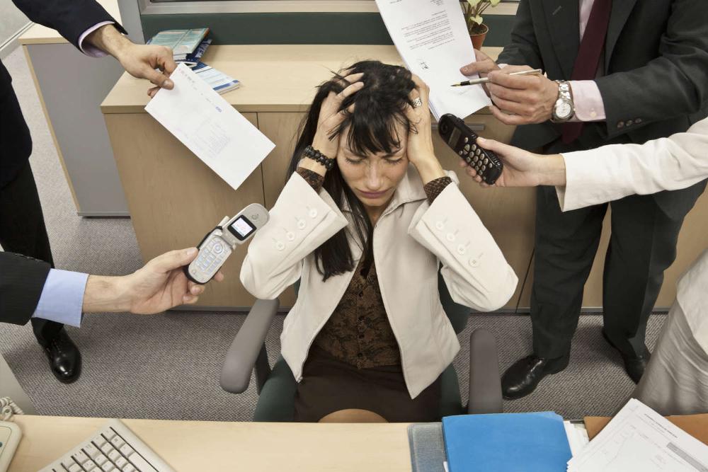 stresas-darbe