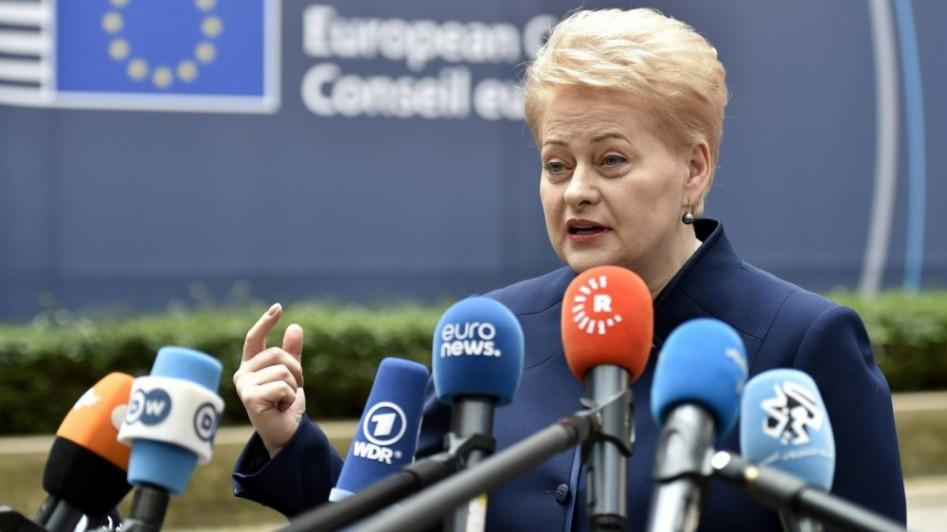 grybauskaite