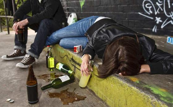 Смерть от хронического алкоголизма
