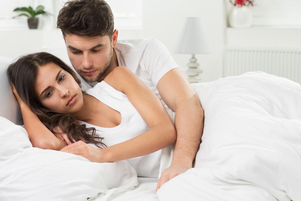 Нежелание секса с мужем