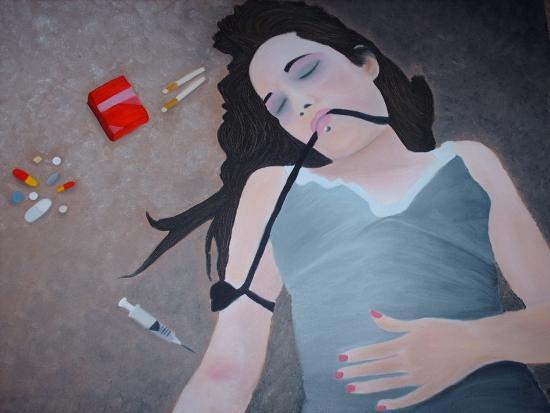 narkotine-priklausomybe