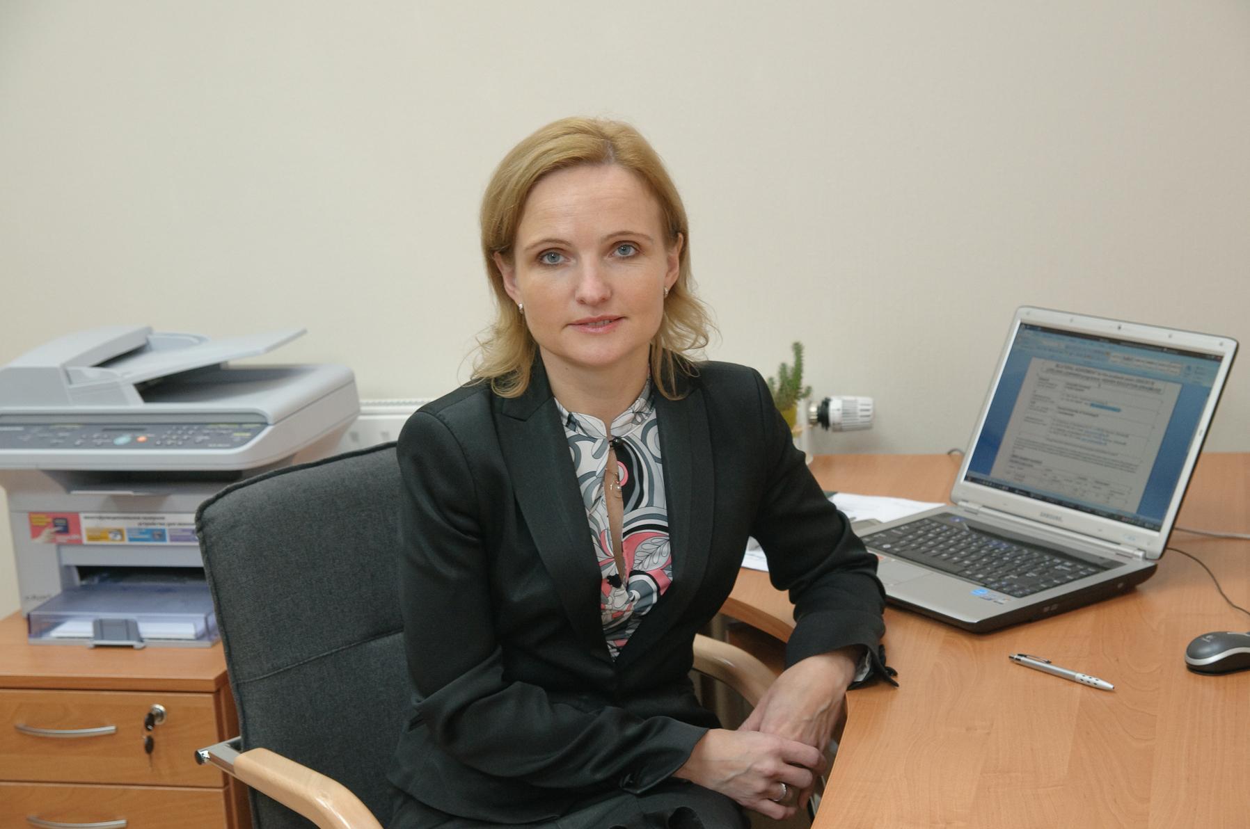 KTU Socialinių, humanitarinių mokslų ir menų fakulteto docentė Rūta Brazienė