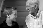 Talking to Grandpa