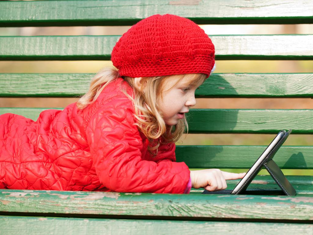 iPad_vaikai