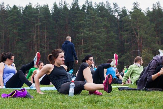 Vilnius Challenge 2015 treniruote Vingio parke 1 (1)