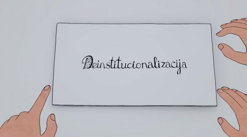 deinstucionalizacija