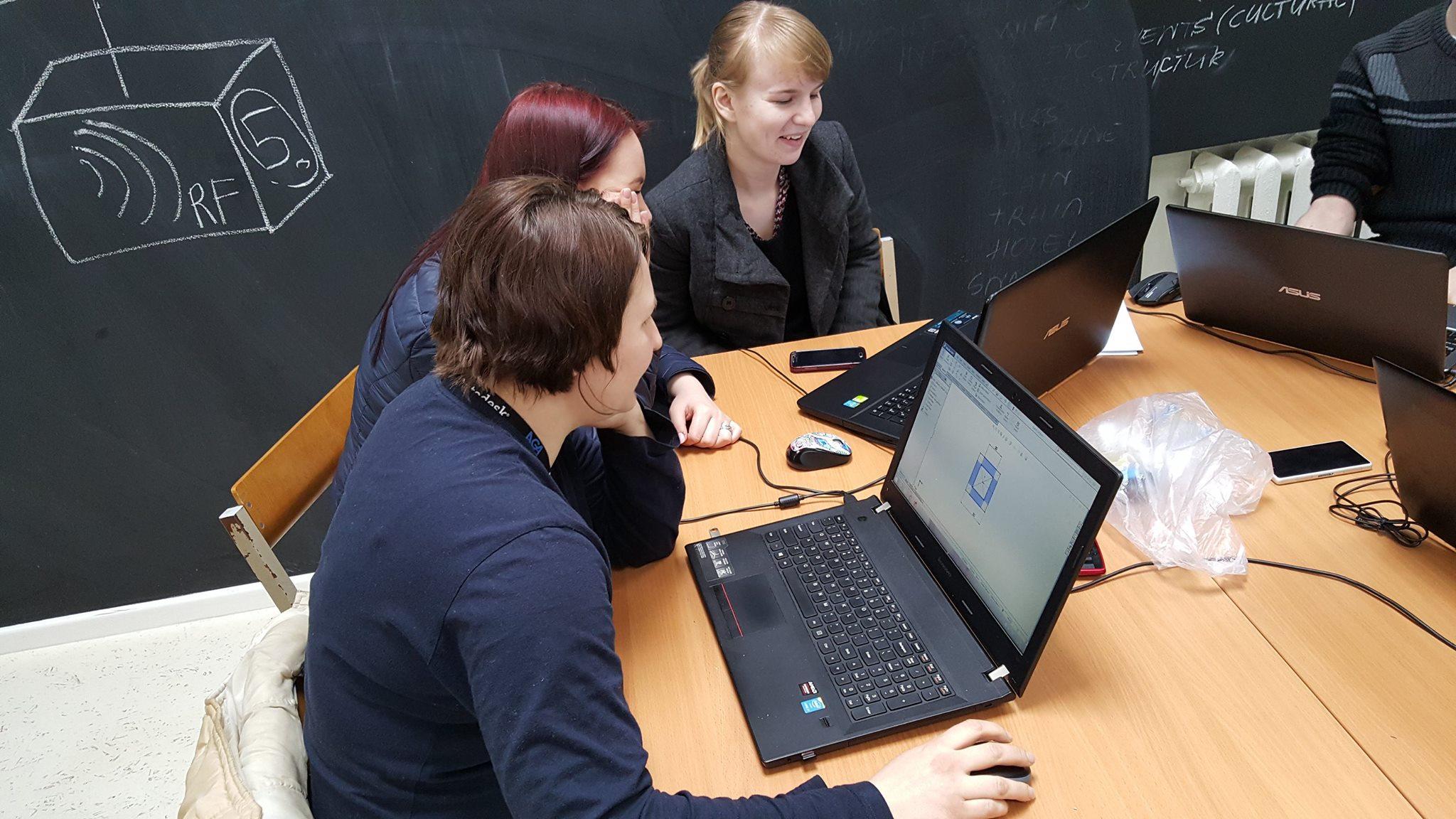 Design thinking kurybinio mastymo metodika KTU 2
