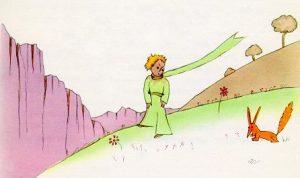mazasis-princas-ir-lape