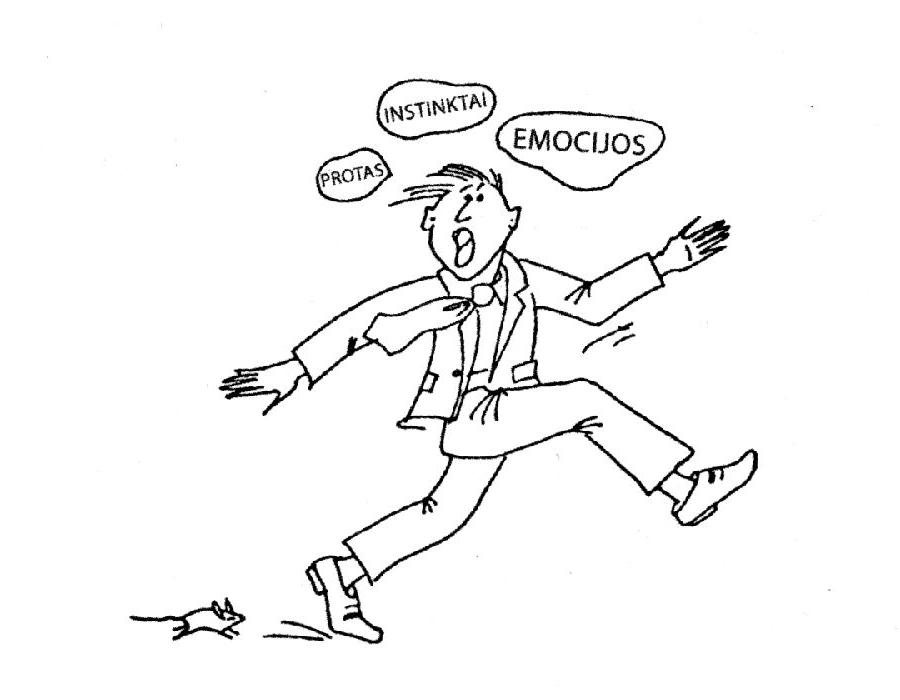 emocijos-instinktai-panika