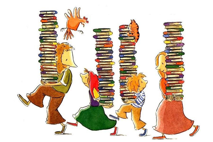 skaitytojai