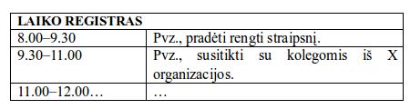 laiko-registras